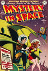 Cover for Mystery in Space (DC, 1951 series) #2