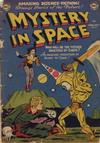 Cover for Mystery in Space (DC, 1951 series) #8