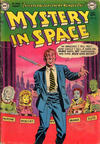 Cover for Mystery in Space (DC, 1951 series) #10