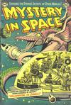 Cover for Mystery in Space (DC, 1951 series) #14