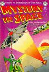 Cover for Mystery in Space (DC, 1951 series) #15