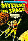 Cover for Mystery in Space (DC, 1951 series) #16