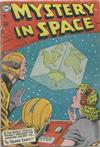 Cover for Mystery in Space (DC, 1951 series) #22