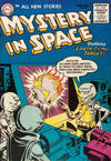 Cover for Mystery in Space (DC, 1951 series) #26