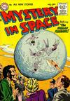 Cover for Mystery in Space (DC, 1951 series) #27