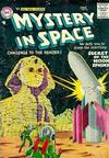 Cover for Mystery in Space (DC, 1951 series) #36