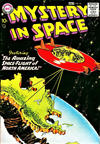 Cover for Mystery in Space (DC, 1951 series) #44