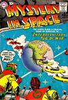 Cover for Mystery in Space (DC, 1951 series) #47