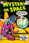 Cover for Mystery in Space (DC, 1951 series) #49