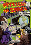 Cover for Mystery in Space (DC, 1951 series) #50