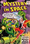 Cover for Mystery in Space (DC, 1951 series) #53