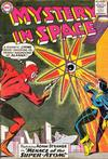 Cover for Mystery in Space (DC, 1951 series) #56