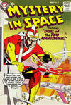 Cover for Mystery in Space (DC, 1951 series) #59