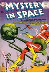 Cover for Mystery in Space (DC, 1951 series) #60