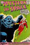 Cover for Mystery in Space (DC, 1951 series) #64