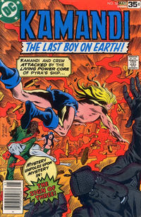 Cover for Kamandi, The Last Boy on Earth (DC, 1972 series) #56