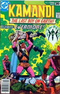 Cover Thumbnail for Kamandi, The Last Boy on Earth (DC, 1972 series) #57