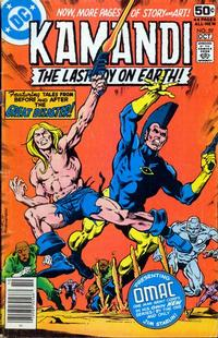 Cover Thumbnail for Kamandi, The Last Boy on Earth (DC, 1972 series) #59