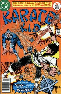 Cover Thumbnail for Karate Kid (DC, 1976 series) #7