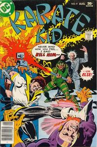Cover Thumbnail for Karate Kid (DC, 1976 series) #9
