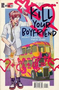 Cover Thumbnail for Kill Your Boyfriend (DC, 1995 series) #1 [First Printing]