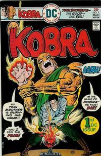 Cover Thumbnail for Kobra (DC, 1976 series) #1