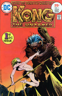 Cover Thumbnail for Kong the Untamed (DC, 1975 series) #1