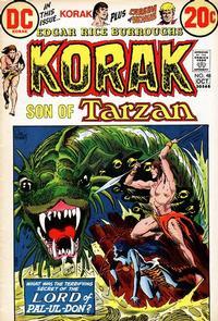 Cover Thumbnail for Korak, Son of Tarzan (DC, 1972 series) #48