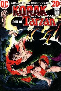 Cover Thumbnail for Korak, Son of Tarzan (DC, 1972 series) #51
