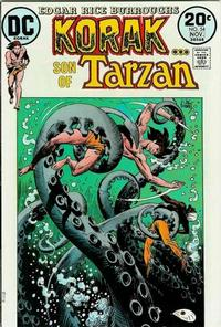 Cover Thumbnail for Korak, Son of Tarzan (DC, 1972 series) #54