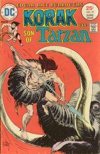 Cover Thumbnail for Korak, Son of Tarzan (DC, 1972 series) #57