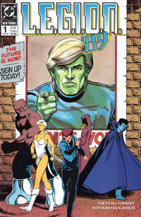 Cover Thumbnail for L.E.G.I.O.N. '89 (DC, 1989 series) #1