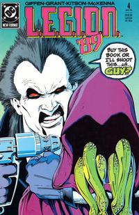 Cover Thumbnail for L.E.G.I.O.N. '89 (DC, 1989 series) #4