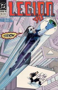 Cover Thumbnail for L.E.G.I.O.N. '90 (DC, 1990 series) #13