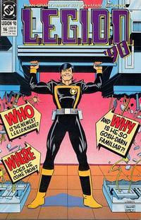 Cover Thumbnail for L.E.G.I.O.N. '90 (DC, 1990 series) #16