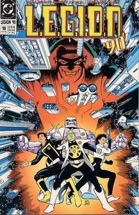 Cover Thumbnail for L.E.G.I.O.N. '90 (DC, 1990 series) #18