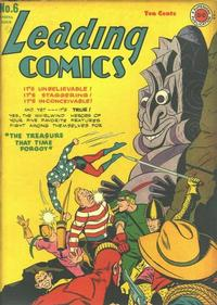 Cover Thumbnail for Leading Comics (DC, 1941 series) #6