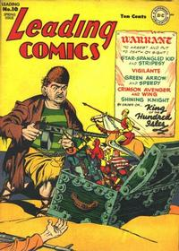 Cover Thumbnail for Leading Comics (DC, 1941 series) #10
