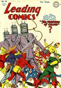Cover Thumbnail for Leading Comics (DC, 1941 series) #13