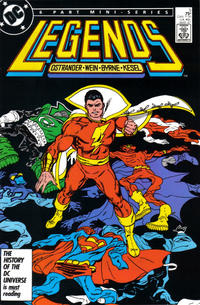 Cover Thumbnail for Legends (DC, 1986 series) #5 [Direct]
