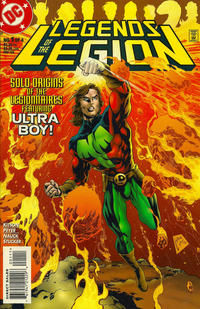 Cover Thumbnail for Legends of the Legion (DC, 1998 series) #1 [Direct Sales]