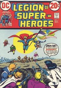 Cover Thumbnail for Legion of Super-Heroes (DC, 1973 series) #2