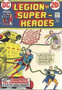 Cover Thumbnail for Legion of Super-Heroes (DC, 1973 series) #3