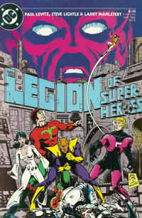 Cover Thumbnail for Legion of Super-Heroes (DC, 1984 series) #8