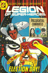 Cover Thumbnail for Legion of Super-Heroes (DC, 1984 series) #10
