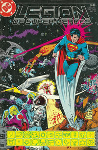 Cover Thumbnail for Legion of Super-Heroes (DC, 1984 series) #12