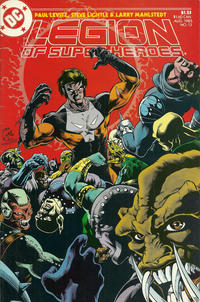 Cover Thumbnail for Legion of Super-Heroes (DC, 1984 series) #13
