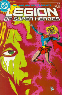 Cover Thumbnail for Legion of Super-Heroes (DC, 1984 series) #16