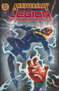 Cover Thumbnail for Legion of Super-Heroes (DC, 1984 series) #45