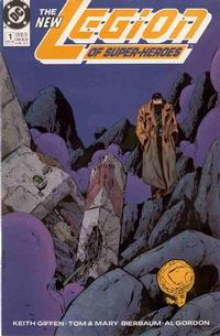 Cover Thumbnail for Legion of Super-Heroes (DC, 1989 series) #1